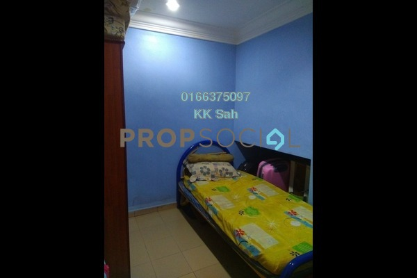 For Sale Terrace at Taman Kota Pendamar, Port Klang Freehold Semi Furnished 3R/2B 328k