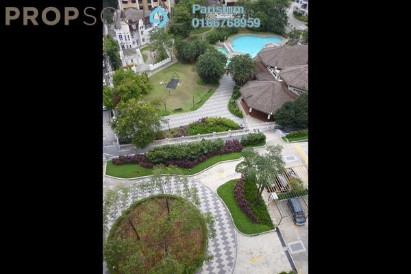 For Rent Condominium at Villa Wangsamas, Wangsa Maju Freehold Fully Furnished 4R/3B 1.7k