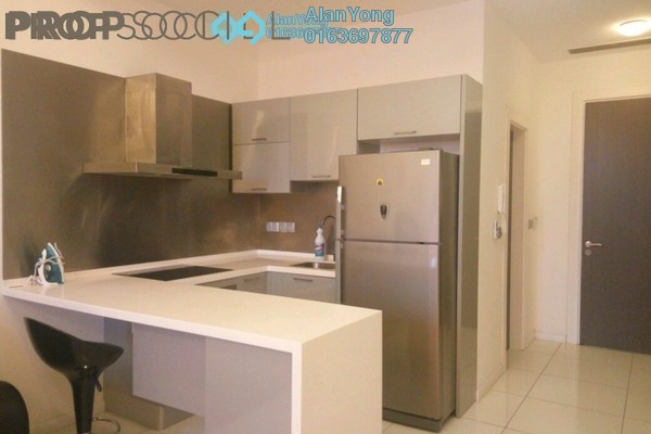 For Rent Condominium at M Suites, Ampang Hilir Freehold Fully Furnished 1R/1B 1.9k