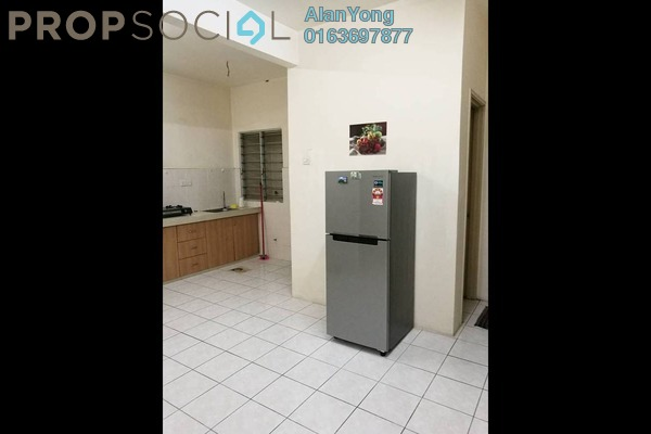 For Rent Condominium at Platinum Hill PV3, Setapak Freehold Semi Furnished 4R/2B 1.51k