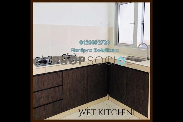 For Rent Apartment at PPA1M Bukit Jalil, Bukit Jalil Freehold Semi Furnished 4R/2B 1.5k