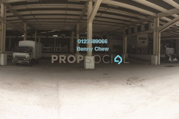 For Rent Factory at Section 13, Shah Alam Freehold Unfurnished 0R/0B 139k