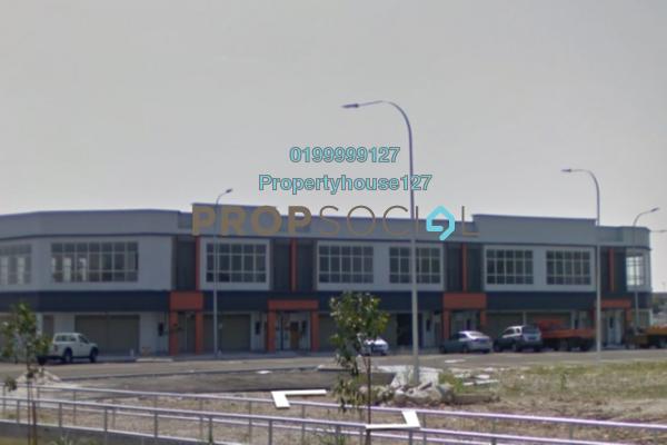 For Sale Shop at Taman Klang Utama, Klang Freehold Unfurnished 0R/0B 1.38m