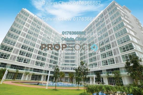 For Sale Office at Centum, Ara Damansara Freehold Unfurnished 0R/0B 405k