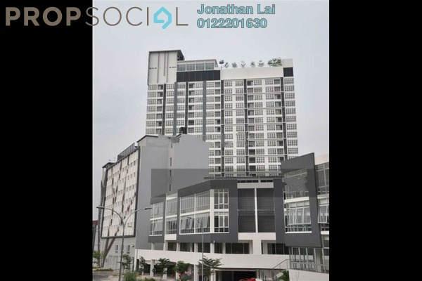 For Rent Condominium at C180, Cheras South Freehold Fully Furnished 1R/1B 1.45k