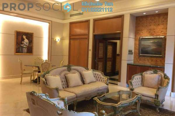For Sale Serviced Residence at 3 Kia Peng, KLCC Freehold Semi Furnished 3R/4B 4.7m