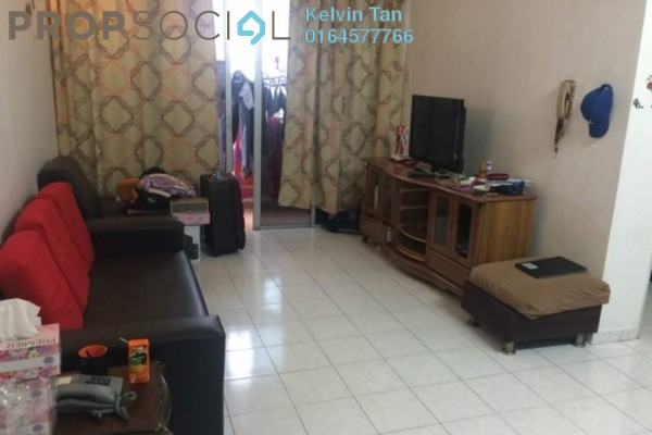 For Rent Condominium at N-Park, Batu Uban Freehold Fully Furnished 3R/2B 1.05k
