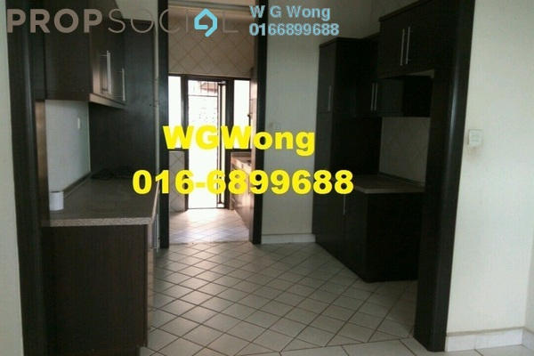For Rent Duplex at Armanee Condominium, Damansara Damai Freehold Semi Furnished 4R/3B 1.65k