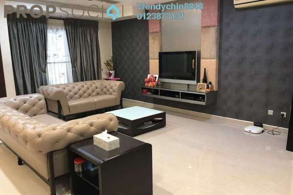 For Sale Terrace at Puteri 10, Bandar Puteri Puchong Freehold Semi Furnished 4R/3B 990k
