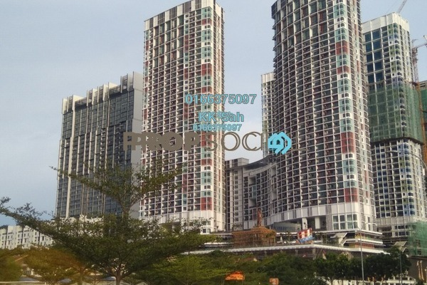 For Sale SoHo/Studio at i-City, Shah Alam Freehold Fully Furnished 1R/1B 408k