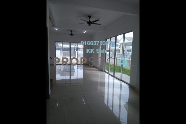 For Rent Semi-Detached at Bandar Parklands, Klang Freehold Semi Furnished 5R/4B 1.5k