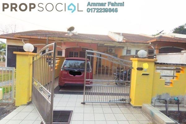 For Sale Terrace at Taman Lestari Putra, Bandar Putra Permai Freehold Unfurnished 3R/2B 445k