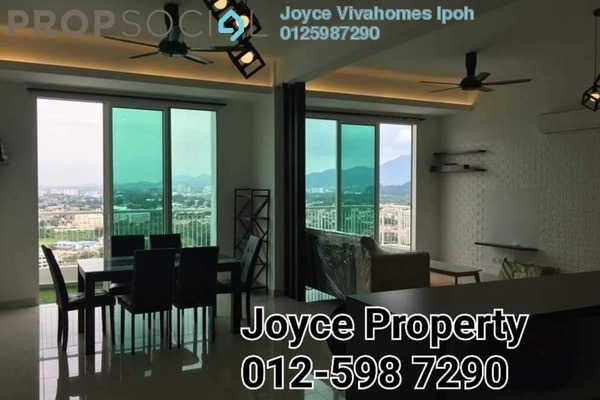 For Sale Condominium at D'Festivo Residences, Ipoh Freehold Unfurnished 5R/3B 1m