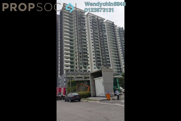 For Sale Condominium at X2 Residency, Puchong Freehold Semi Furnished 5R/5B 675k