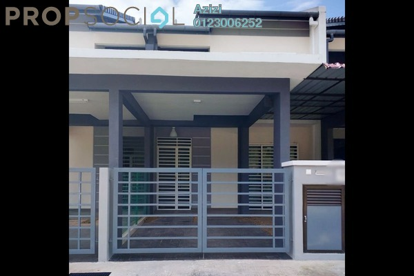For Sale Terrace at Tenang, Bandar Ainsdale Freehold Semi Furnished 4R/3B 450k