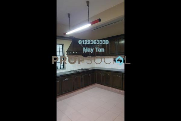 For Rent Terrace at USJ 4, UEP Subang Jaya Freehold Semi Furnished 3R/3B 1.9k