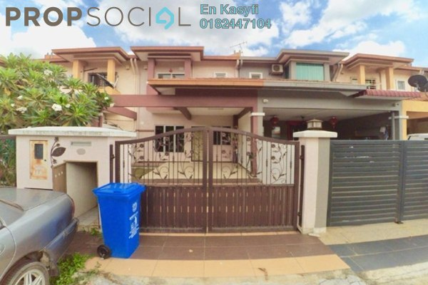 For Sale Terrace at Impian 2, Setia Alam Freehold Unfurnished 4R/3B 555k