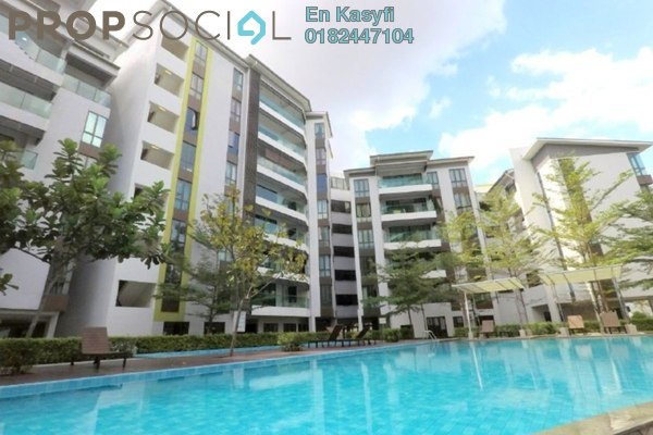 For Sale Condominium at Serin Residency, Cyberjaya Freehold Semi Furnished 5R/5B 750k