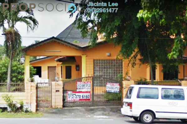 For Sale Bungalow at SS3, Kelana Jaya Freehold Semi Furnished 5R/3B 1.64m