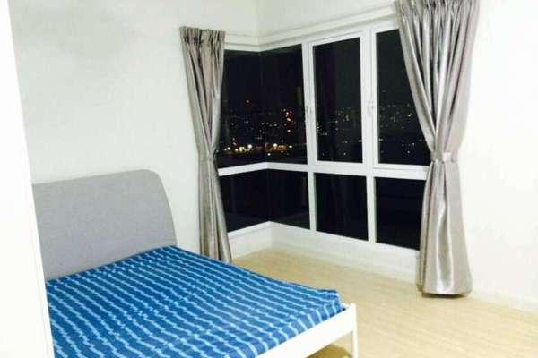 For Rent Condominium at Sutera Maya, Old Klang Road Freehold Fully Furnished 2R/2B 2.2k