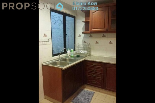 For Sale Condominium at Fraser Towers, Gasing Heights Freehold Semi Furnished 3R/2B 650k