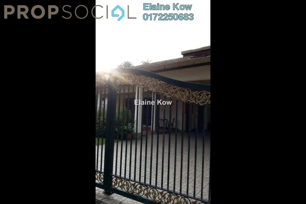For Sale Bungalow at Taman Megah, Kelana Jaya Freehold Semi Furnished 5R/5B 3.99m
