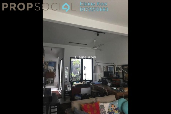 For Sale Terrace at Lake Edge, Puchong Leasehold Semi Furnished 4R/4B 1.18m