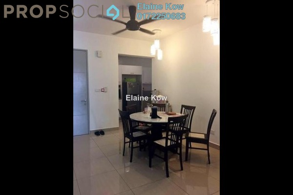 For Sale Condominium at Hijauan Saujana, Saujana Freehold Fully Furnished 3R/2B 690k