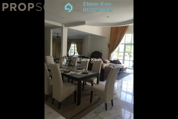 For Sale Duplex at Bukit Tunku, Kenny Hills Freehold Semi Furnished 4R/5B 2.25m
