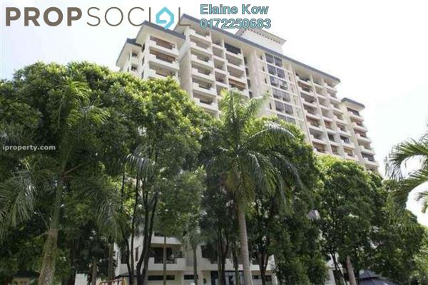 For Sale Duplex at Kiara View, TTDI Freehold Semi Furnished 4R/3B 2.1m