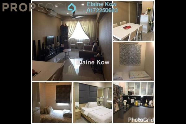 For Sale Serviced Residence at Tiara Mutiara, Old Klang Road Freehold Semi Furnished 3R/2B 570k