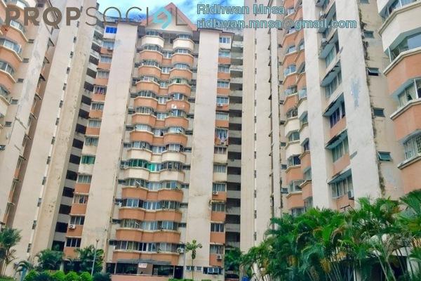 For Sale Condominium at De Tropicana, Kuchai Lama Leasehold Unfurnished 3R/2B 330k