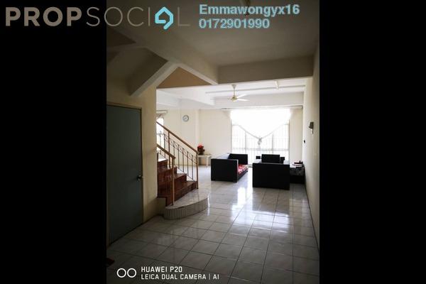 For Rent Apartment at Vista Magna, Kepong Freehold Semi Furnished 4R/2B 1.8k
