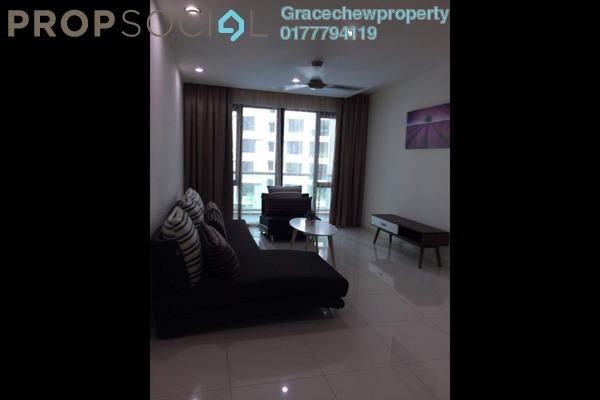 For Rent Condominium at Impiana Residences, Iskandar Puteri (Nusajaya) Freehold Fully Furnished 2R/2B 1.98k