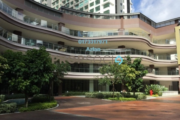 For Rent Office at Conezión, IOI Resort City Freehold Unfurnished 0R/2B 1.62k