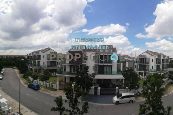 For Sale Superlink at USJ Heights, UEP Subang Jaya Freehold Semi Furnished 6R/6B 1.85m