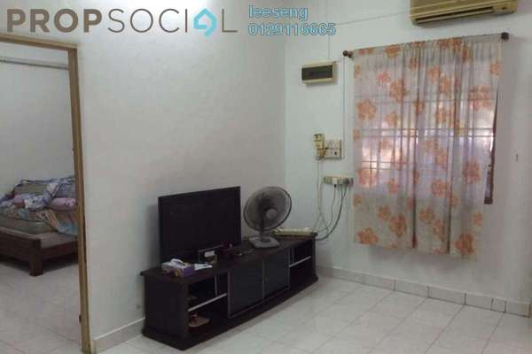 For Sale Terrace at Taman Klang Jaya, Klang Freehold Semi Furnished 3R/2B 390k