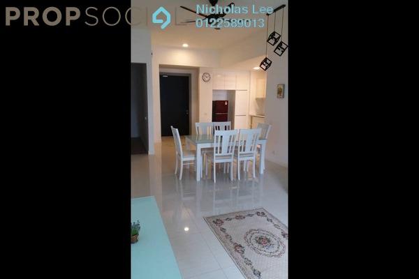 For Rent Condominium at Reflection Residences, Mutiara Damansara Freehold Fully Furnished 3R/2B 3.3k