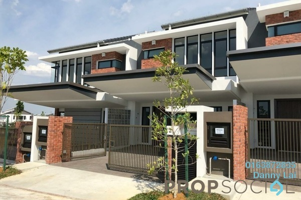 For Sale Terrace at Greenwoods @ Salak Perdana, Sepang Freehold Unfurnished 4R/3B 450k