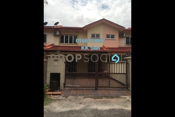 For Sale Link at Taman Harmoni, Semenyih Freehold Semi Furnished 4R/3B 498k
