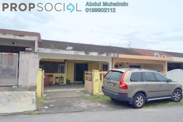 For Sale Terrace at Taman Ehsan, Kepong Freehold Unfurnished 3R/2B 500k