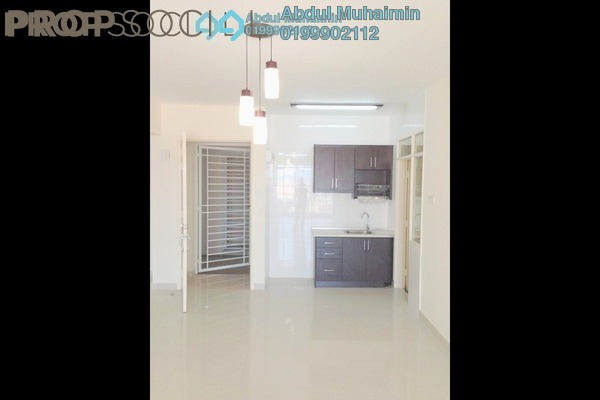 For Sale Condominium at Platinum Hill PV2, Setapak Freehold Semi Furnished 3R/2B 570k