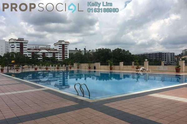 For Sale Condominium at Connaught Avenue, Cheras Freehold Semi Furnished 3R/2B 405k