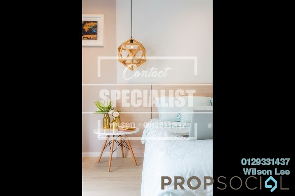 For Rent Condominium at EcoSky, Jalan Ipoh Freehold Semi Furnished 3R/2B 2.6k