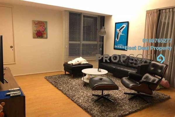 For Sale Condominium at i-Zen Kiara I, Mont Kiara Freehold Fully Furnished 3R/2B 900k