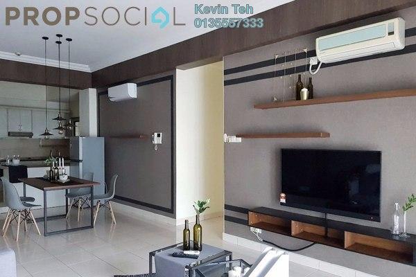 For Rent Condominium at Hartamas Regency 1, Dutamas Freehold Fully Furnished 3R/3B 4k