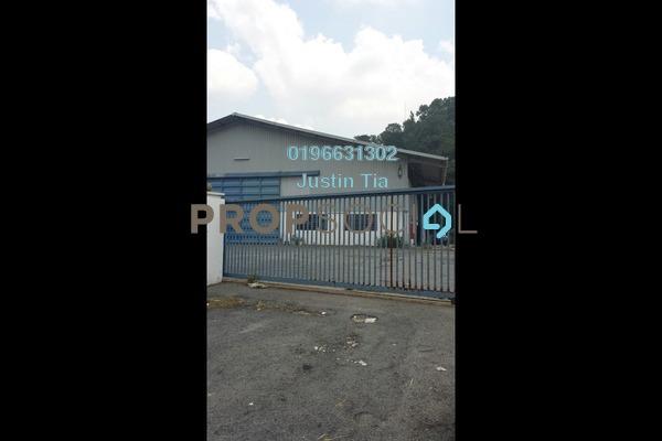 For Rent Factory at Kampung Baru Subang, Shah Alam Freehold Unfurnished 0R/0B 36.3k