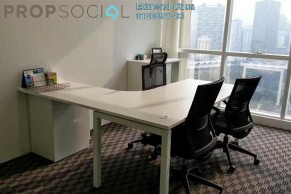 For Rent Office at Binjai 8, KLCC Freehold Fully Furnished 0R/2B 8k