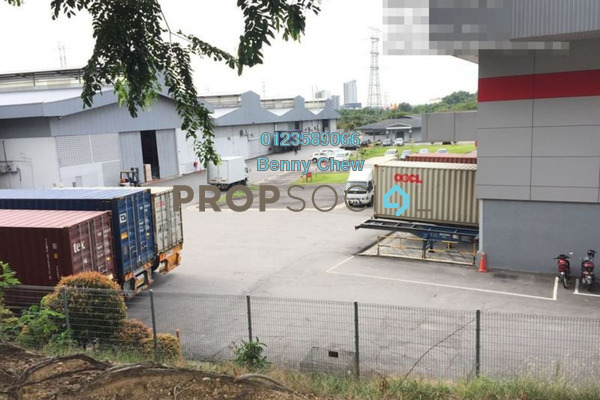 For Rent Factory at Section 15, Shah Alam Freehold Unfurnished 0R/0B 147k