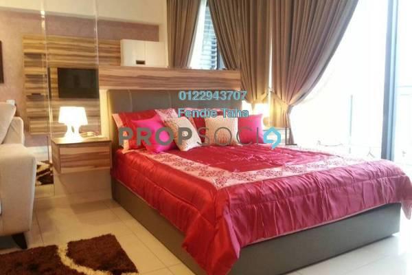For Rent Serviced Residence at Nadi Bangsar, Bangsar Freehold Fully Furnished 1R/0B 2.8k